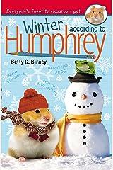 Winter According to Humphrey Kindle Edition