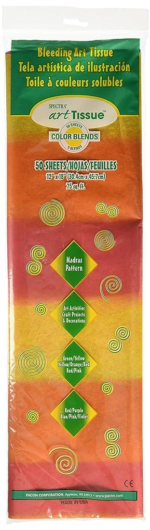 Spectra Deluxe Art Tissue, Madras,12