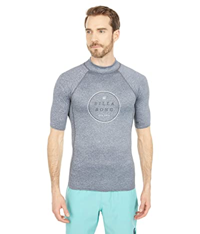 Billabong Rotor Performance Fit S/S Rashguard Men