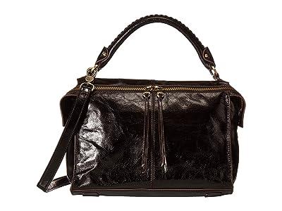 Hobo Copula (Black) Cross Body Handbags