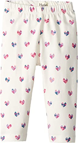 Hatley Kids - Prism Hearts Mini Leggings (Infant)