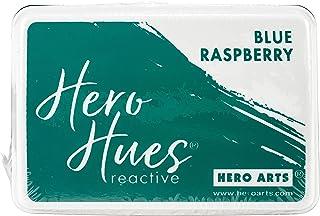 Hero Arts Reactive Ink Pads Raspb, us:one size, Blue Raspberry