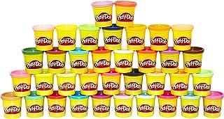 Play-Doh, Speelklei, 36 Mega Pack (36 x 85 g), Multi
