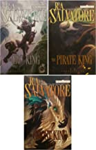 Forgotten Realms - Transitions Trilogy (Legend of Drizzt) Hardcover Set: Orc King / Pirate King / Ghost King