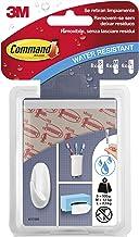 Command W17200 verpakking met 16 strepen in verschillende maten, waterdicht (8 klein + 4 medium + 4 groot), wit, 8 x S + 4...