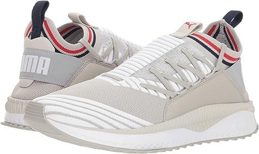 Gray Violet/Puma White/Peacoat/Ribbon Red