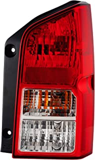 Best 2007 nissan pathfinder tail light replacement Reviews
