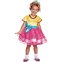 Disguise Fancy Nancy Classic Toddler Halloween Costume (Multi Color)