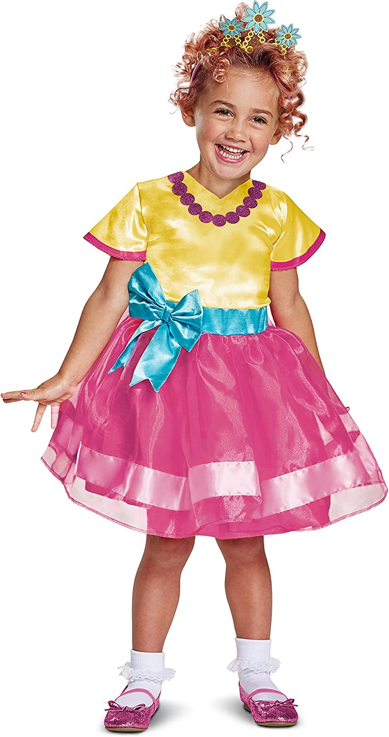 Amazon Com Disguise Nancy Classic Fancy Nancy Toddler Costume Toys Games