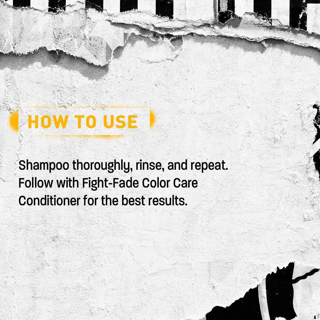 Color X-Change Fight-Fade Color Care Shampoo
