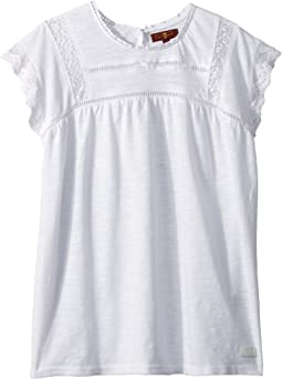 Lace Tee (Big Kids)