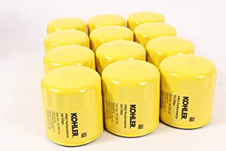KOHLER 52 050 02-S Engine Oil Filter Extra Capacity For CH11 - CH15, CV11 - CV22, M18 - M20, MV16 - MV20 And K582- 12 pack
