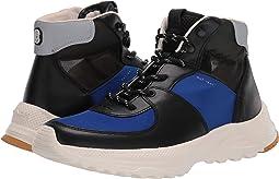Black/Sport Blue