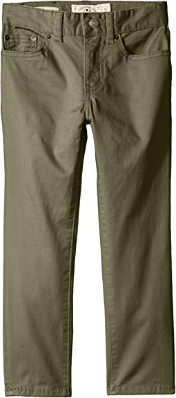 Lucky Brand Kids - Five-Pocket Twill Pants (Little Kids/Big Kids)
