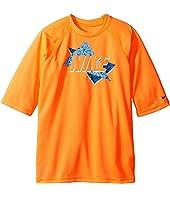 Nike Kids - Throwback Short Sleeve UV Top (Big Kids)