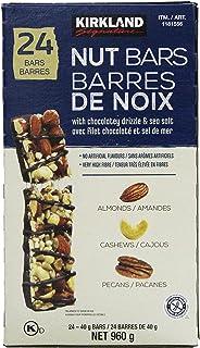Kirkland Signature Nut Bars, 24 Bars