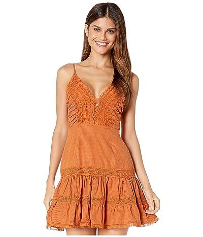 ASTR the Label Pauline Dress (Spice) Women