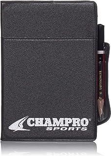 Champro Sports Referee Wallet Black - New