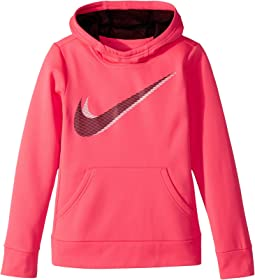 Nike Kids - Therma Training Pullover Hoodie (Little Kids/Big Kids)