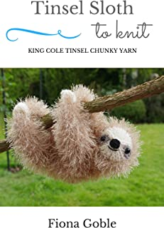 Best knitted sloth toy pattern Reviews
