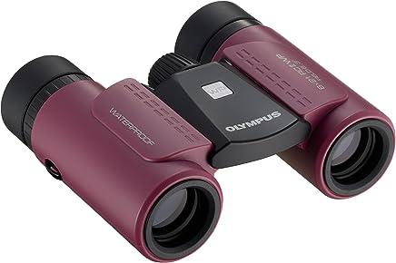 Olympus V501013RU000 8x21 RC II WP Binocular (Magenta)