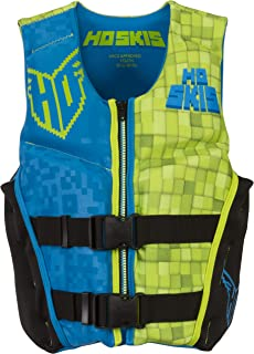 Ho Youth Pursuit Neoprene Life Jacket, Blue/Green Blue/Green (Youth)
