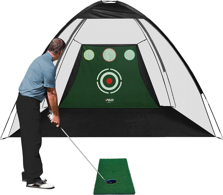 PGM Golf cheap Net [Alternative dealer] 10x7ft Hitting Training Practice Aids