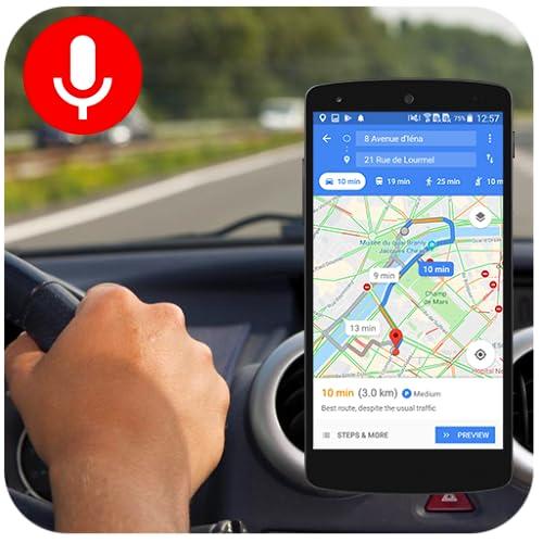 mächtig Offline-Navigationskarte und Verkehrsinformationen