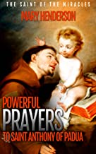 prayer to saint anthony de padua