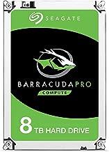 "SEAGATE ST8000DM0004 BarraCuda Pro 8TB 7200 RPM 256MB Cache Hard Drive - 3.5"""