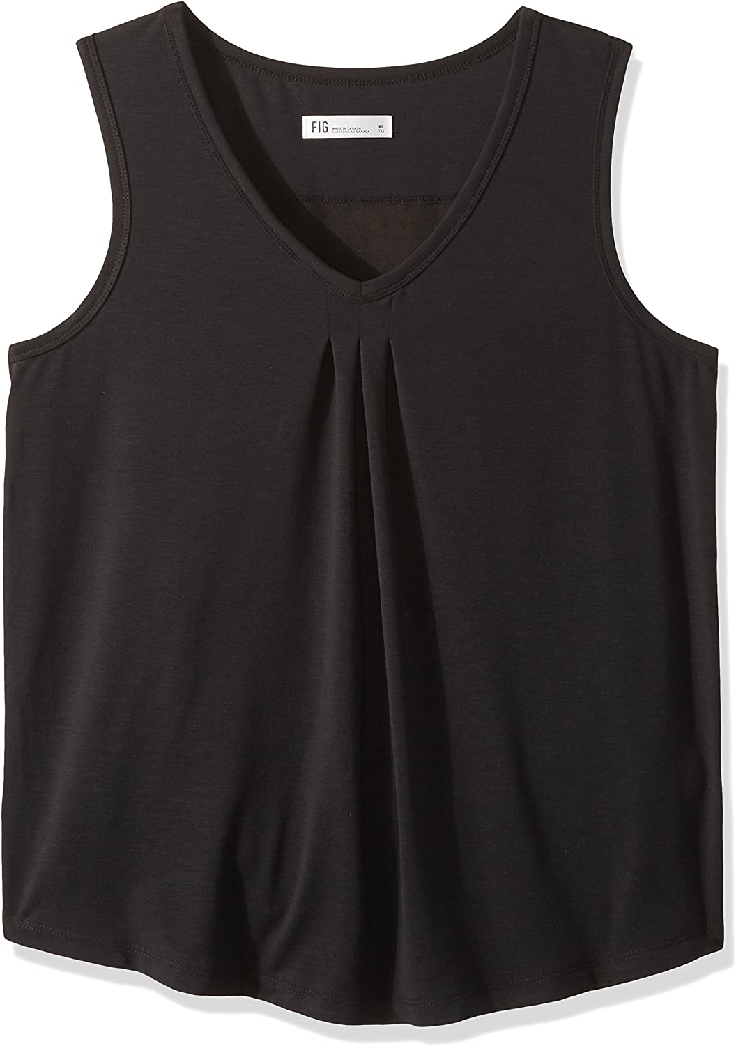 FIG Women's Coz Limited time sale top safety Black