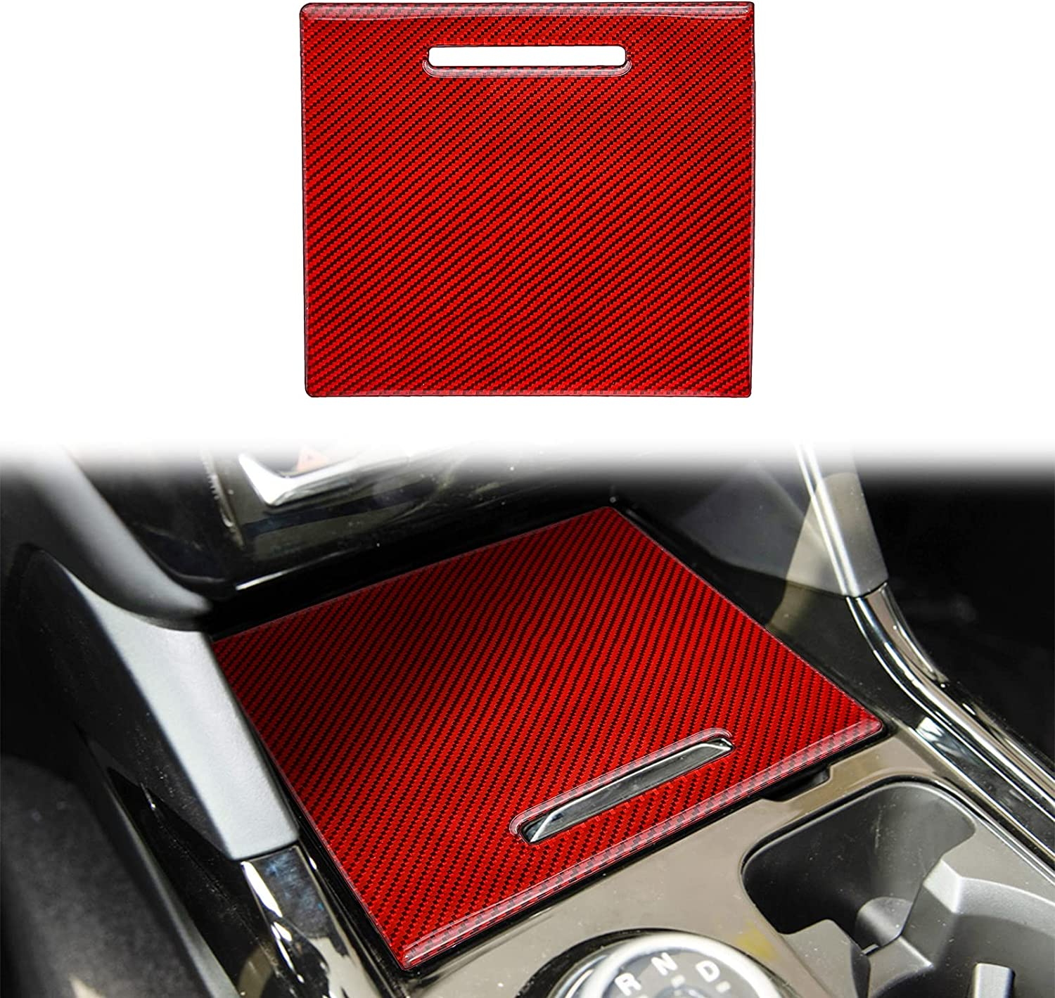 Memphis Mall nuoozy Compatible with Center Console Storage Rare Cover Tr Box Panel