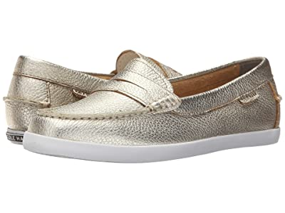 Cole Haan Pinch (Soft Gold Metallic Leather) Women