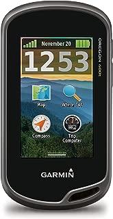 Garmin Oregon 600t 3-Inch Worldwide Handheld GPS with Topographic Maps