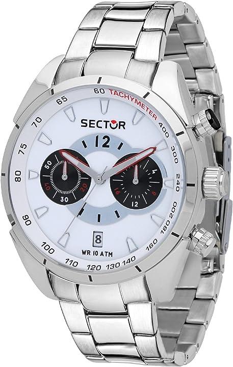 Orologio sector no limits, collezione 330, analogico, cronografo, quarzo - r3273794004