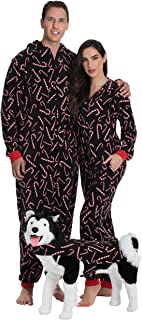 #followme Christmas Adult Onesie for Family, Couples, Dog and Owner