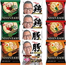 Premium Ramen Mix Packs, Sapporo Ichiban Momosan and Nissin Raoh, Raoh VS Momosan, Momosan Chicken, Tonktosu, Raoh Tonkont...