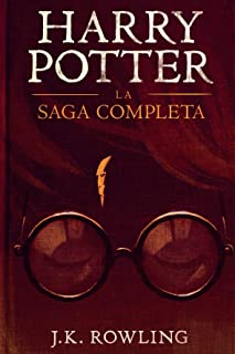 Harry Potter: La Saga Completa (1-7) (Italian Edition)
