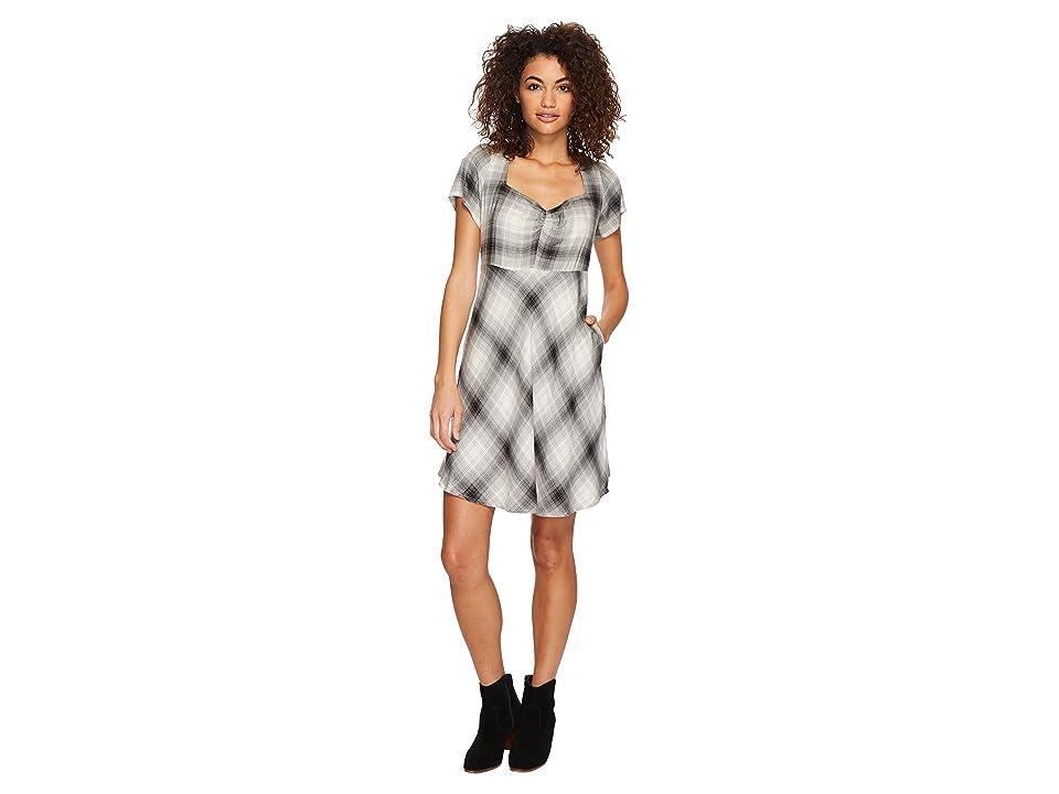 Obey Sky Dress (Grey Multi) Women