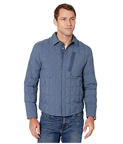NAU Insulated Emberious Shirt (Slate) Men