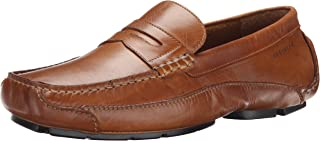 Rockport Men's Luxury Cruise Penny Tan Loafer