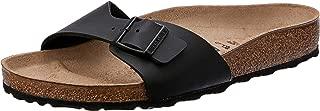 Birkenstock Australia Women's Madrid Sandals, Black, 41 EU