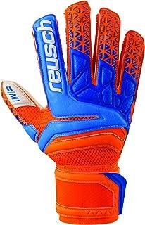 Reusch Soccer Prisma Prime M1 Finger Support Goalkeeper Gloves