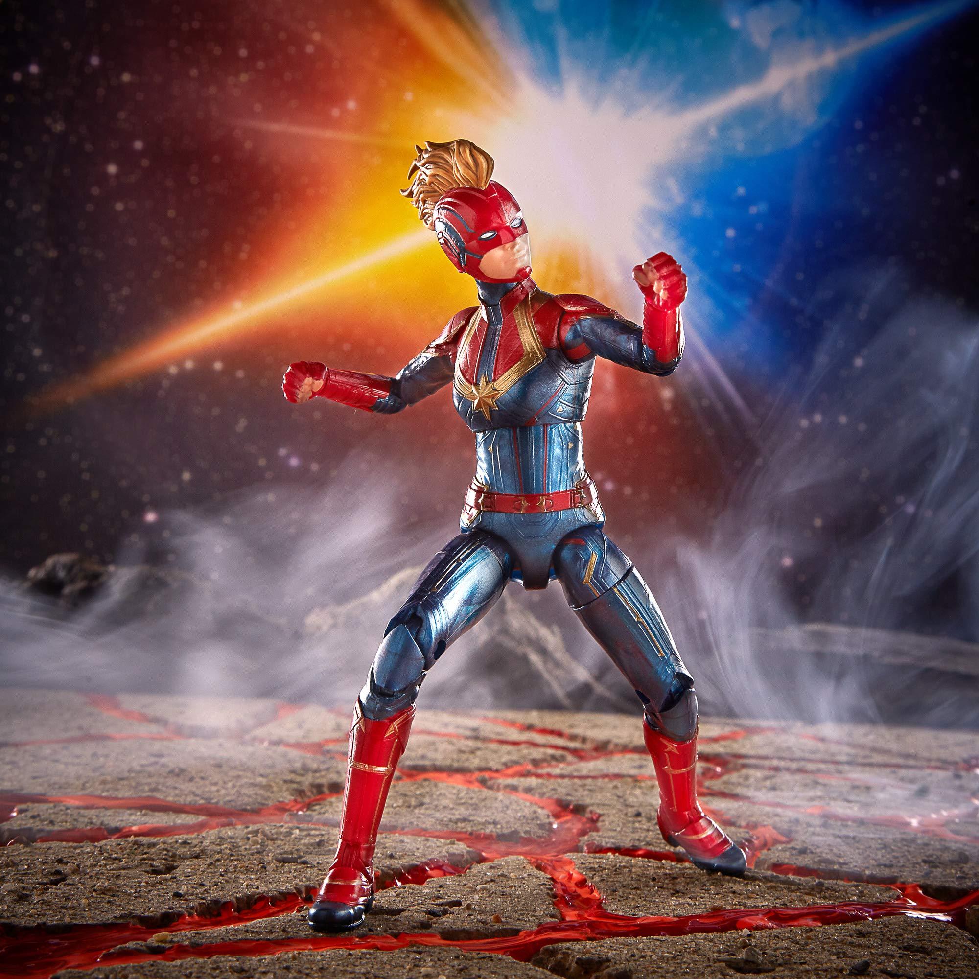 Marvel Capitan, Color (Hasbro E3887EU40): Amazon.es: Juguetes y juegos