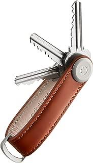 Premium Leather Orbitkey 2. 0 (Cognac with Tan Stitching)