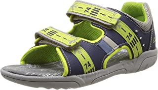 Clarks Boy's Wing Bay Inf Sandals and Floaters