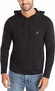 NAUTICA Men's Long Sleeve Pullover Hoodie Sweatshirt