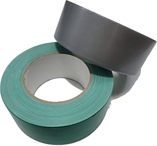[RA-THOT] Adhesive Multipurpose Professional Grade Heavy Duty Duct Tape Green 30yd