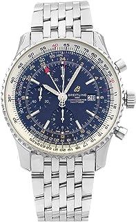 Navitimer 1 Blue Dial Men's Watch A24322121C2A1