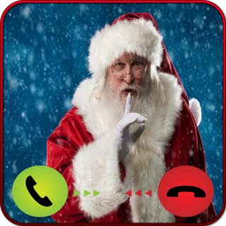 Santa Clause Calling - New Year is Coming